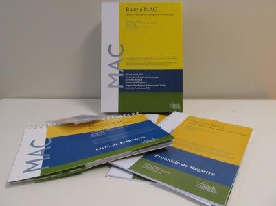 Protocole Montréal d'Évaluation de la Communication portugese version - Brazil (MEC)
